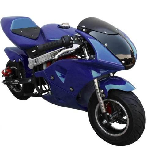 QG-40 mini pocket sized super bike