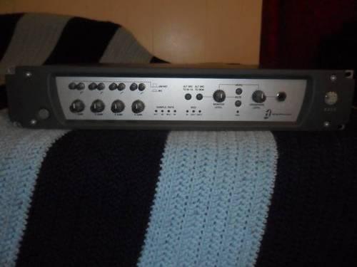 QSC GX-5 2 Channel Amplifier