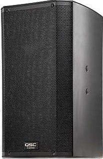 QSC K12 Speaker - 1000 Wattspower amplifier Like New