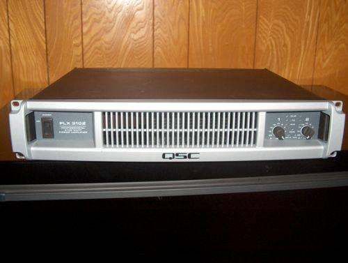 qsc plx 3102 power amp for sale in radford virginia classified. Black Bedroom Furniture Sets. Home Design Ideas
