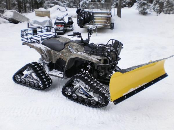 QUAD / A.T.V. PLOW SALE