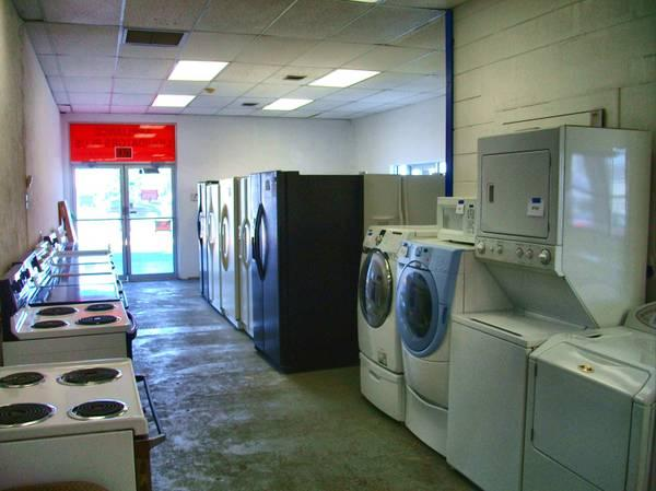 Quality Used Appliances Appliance Liquidators Sales