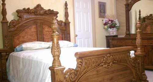 Queen size bedroom suite bellingham for sale in for Queen bedroom suite for sale
