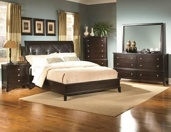 Queen Size Wood Bedroom Set For Sale In Philadelphia Pennsylvania Classified