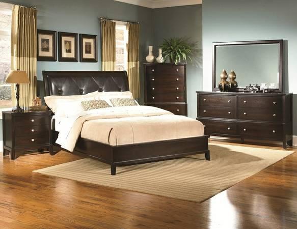 queen size wood bedroom set for sale in philadelphia pennsylvania