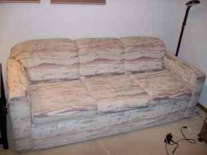 Queen Sofa Sleeper Flexsteel Janesville WI for Sale