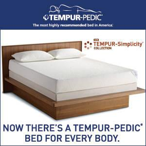 separation shoes cb73a 3dfb6 Queen Tempurpedic Simplicity Plush,Firm and Soft Memory Foam Density
