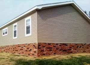 Quik Brick Grass Trimmer Resistant Skirting Oklahoma For