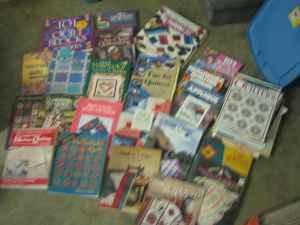 Quilting books - $5 (Boaz, AL)