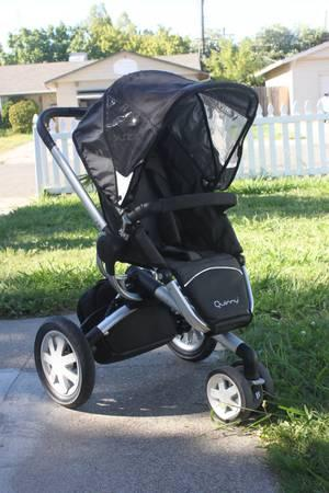 Quinny Buzz Stroller LIKE NEW - $500