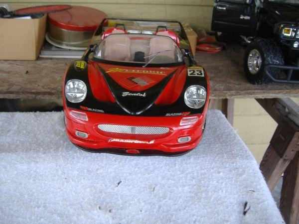 RC CAR 16 - $10