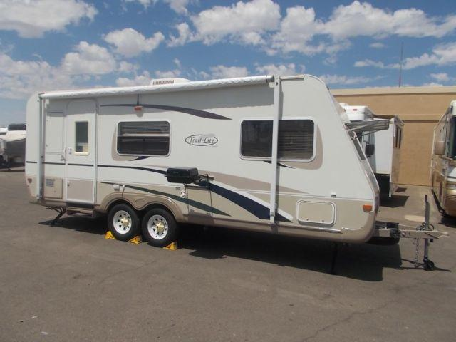 R Vision Trail Lite 23 Ft Travel Trailer For Sale In