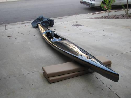 Racing Kayak Surf Ski REDUCED For Sale In Fontana California