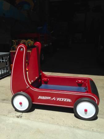 Radio Flyer Classic Walker Wagon - $60