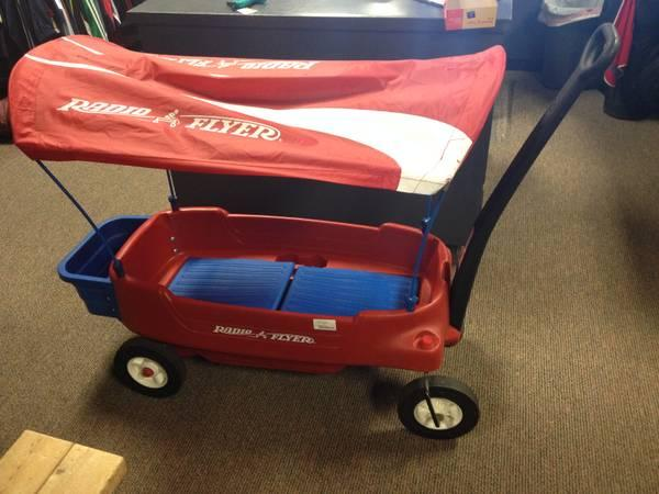 Radio Flyer Custom Wagon - $99