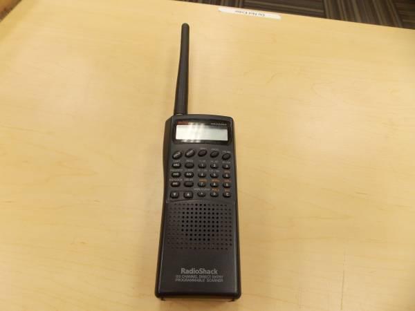 Radio Shack Scanner   104705F - $35