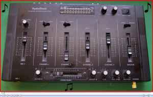 radioshack 4 channel mixer manual