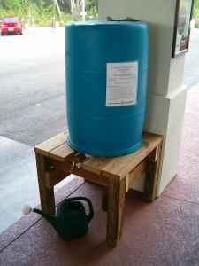 Rain Barrels - $40