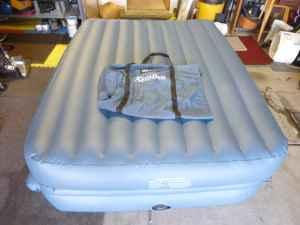 Aerobed Convertible Sofa Air Bed Mattress Inflatable Aero