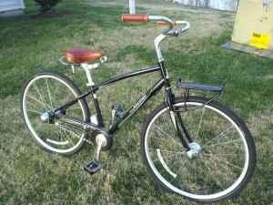 Raleigh coasting 3 speed auto shift cruiser size small for All ride motors norfolk va