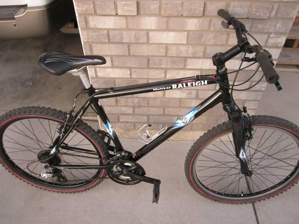 Raleigh Mojave 2.0 Mountain Bike - $150