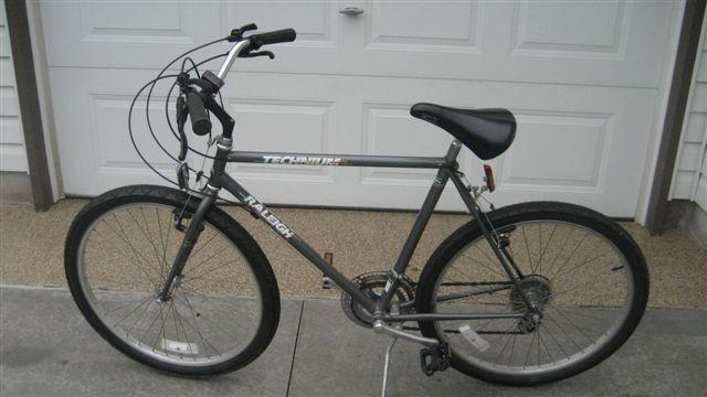 Raleigh Mountain Bike for sale for Sale in Cottage Grove ...