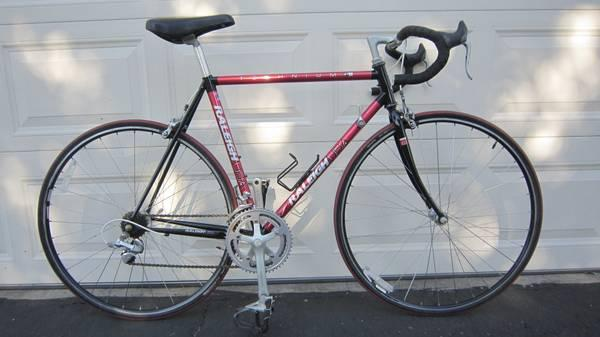 Raleigh Pro Technium 54Cm Road Bike Vintage 1991 Made