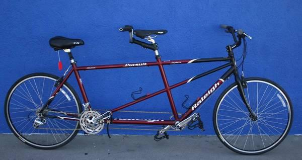 Raleigh Pursuit Tandem Bicycle Bike For Sale In Tucson