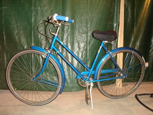 Raleigh Vintage 3 Speed English Bike - $300