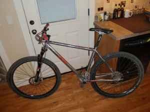 Raleigh XXIX 29er hardtail - $750 (Bend)