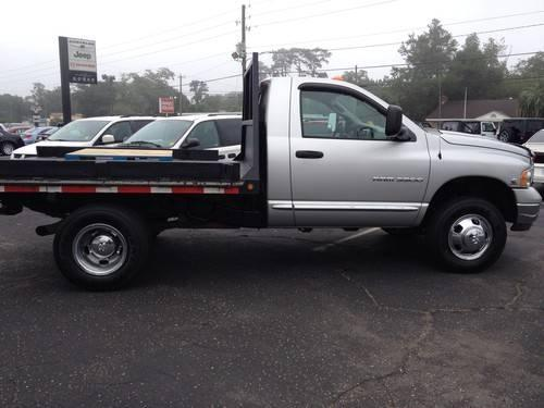 ram 3500 w flatbed 2005 w 5 9 cummins for sale in marianna florida classified. Black Bedroom Furniture Sets. Home Design Ideas