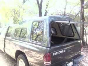Ranch Supreme Truck Cap Fits Dodge Dakota Ponca City Ok on 2002 Dodge Dakota Grill Guards