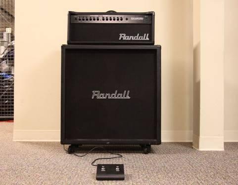 Randall Rx120rh And Rx412 Half Stack : randall rx120rh half stack for sale in portland oregon classified ~ Hamham.info Haus und Dekorationen