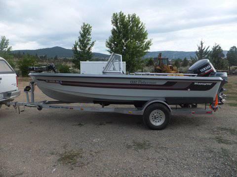 Ranger 692 Fisherman Model Boat For Sale In Susanville