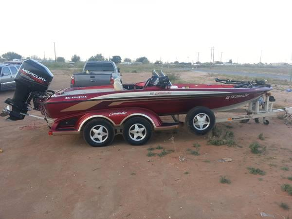ranger bass boat for sale in midland texas classified. Black Bedroom Furniture Sets. Home Design Ideas