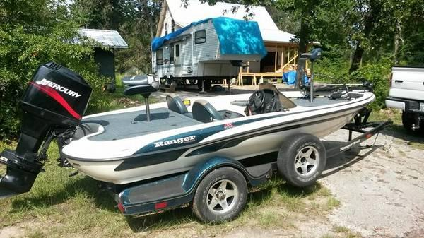 Ranger B Boat Great Condition - $7500 on
