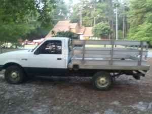 ranger truck bed for aluminum stake bed swainsboro for sale in statesboro georgia classified. Black Bedroom Furniture Sets. Home Design Ideas
