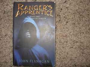 Rangers Apprentice- Book One, By John Flanagan - $4