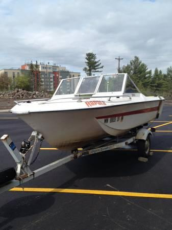 Rapala lake fishing boat for sale in duluth minnesota for Minnesota fishing charters