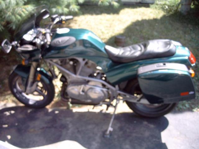 Rare #114 of 384 made, 1997 Buell S3T Thunderbolt Touring REDUCED