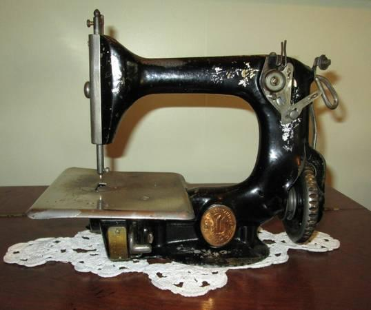 Rare 1912 Singer Model 24 Sewing Machine For Sale In