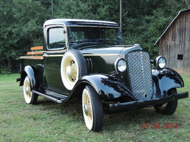 rare 1934 chevrolet truck for sale in dahlonega georgia classified. Black Bedroom Furniture Sets. Home Design Ideas