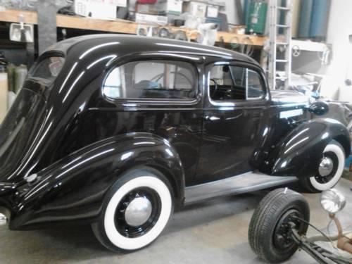 Rare    1936 Pontiac Touring Sedan    Rare    For Sale
