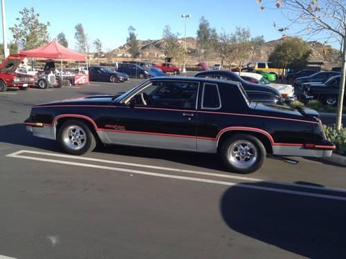 Honda Thousand Oaks >> Rare 1983 Hurst Olds 15th anniversary edition for Sale in ...