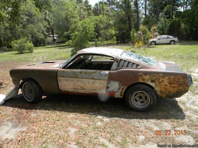 65 Mustang For Sale >> Rare 65 K Code Mustang Fastback 2 2