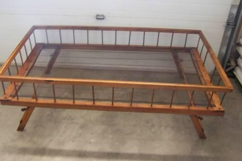 Rare Antique Trundle Bed For Sale In Pueblo Colorado Classified