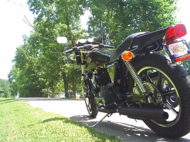 rare bike 1977 78 harley xlcr cafe racer only 3k miles near mint for sale in gadsden alabama. Black Bedroom Furniture Sets. Home Design Ideas