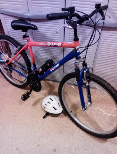 Rare, Little Caesars mountain bike. Promotional
