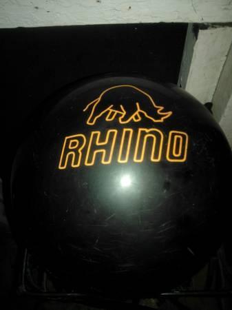 New Brunswick Bowling >> Rare Rhino Brunswick Bowling Ball - for Sale in Savannah, Georgia Classified | AmericanListed.com