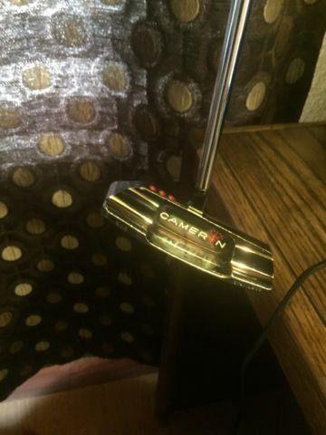 Rare Scotty Cameron Center Shaft Newport Beach 2 Three Red Dot